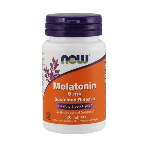 melatonina 5mg liberação prolongada