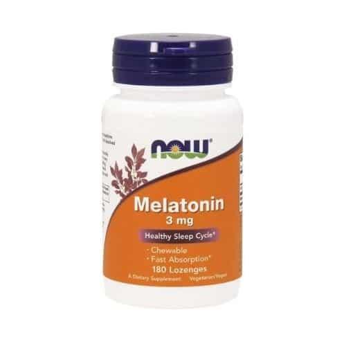 Melatonina mastigável 3mg
