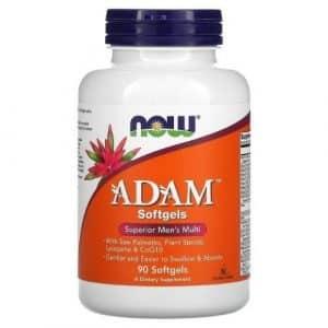 adam multivitaminico now foods